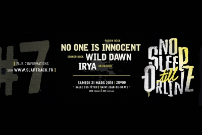 No One Is Innocent dans la matinale